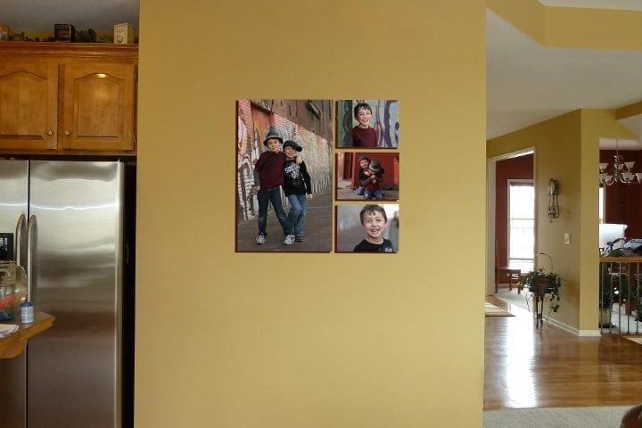 Portrait Photography Instillation