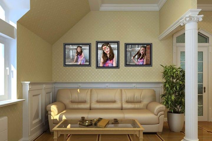 Portrait Photography Installation